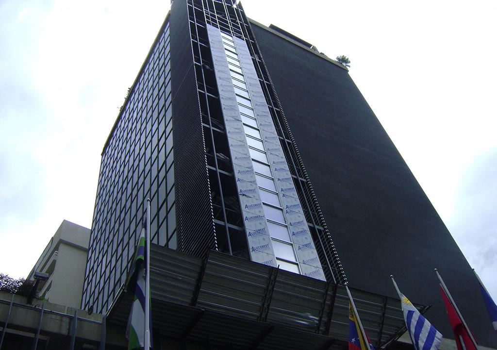 Alucobond CAF (Corporacion Andina de Fomento)