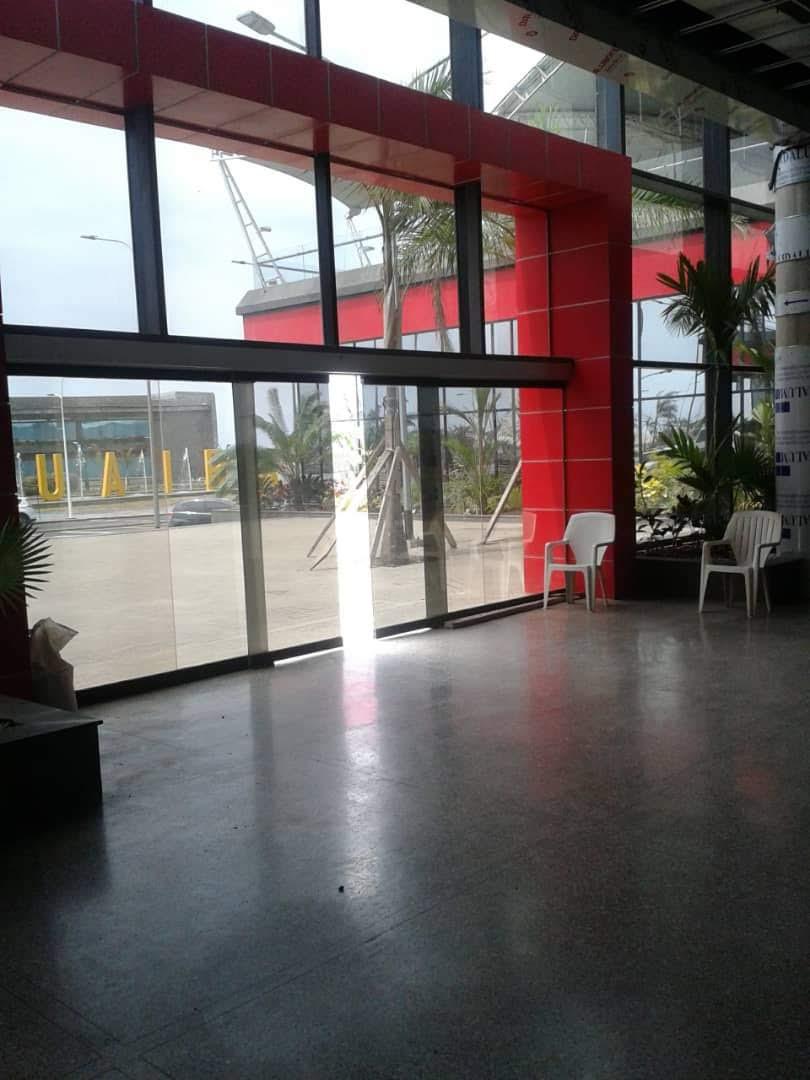 Alucobond Terminal de pasajeros La Guaira